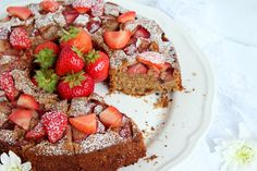 Erdbeer – Haselnuss – Bundt ♡