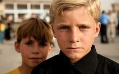 Beautiful Kurdish Boys from Iraqi Kurdistan. By Francesco Cabras.