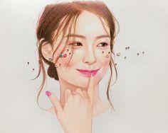 "4,170 Likes, 43 Comments - Haneunseo+Hanbok (@hantograph) on Instagram: ""🌹 ""부담은 못 주겠는데, 상처는 줘?"" - #서현진 #또오해영"""