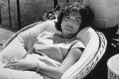 """The only routine with me is no routine at all.""    Jacqueline Kennedy Onassis"
