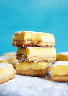 undefined Paleo Dessert, Dessert Bars, Dessert Recipes, Egg Recipes, Summer Desserts, Easy Desserts, Lemon Desserts, Healthy Desserts, Delicious Desserts