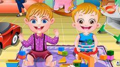 Permainan bayi hazel yang menyenangkan dan dapat melatih kreatifitas dan ketangkasan.