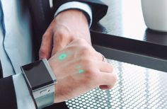 ASU Projection Wearable:Live Tomorrow Today(World First Launch @ CES 2016)