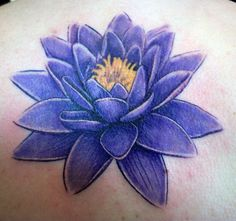 f53586a6d I like the lotus for serenity... Tattoos With Meaning, Lily Tattoo Meaning