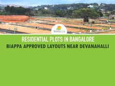 #Residential #plots in #Bangalore. Log on to :- http://bookmyplots.com/ Call us at :- 098445 75001