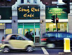 Song Que,134 Kingsland Road (Shoreditch area) -- Vietnamese