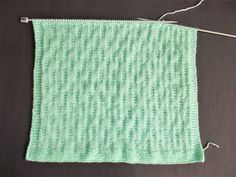 I started this new baby blanket last night . and I already know that I will love how it is going to turn out when it is completed. I decided to share it with you all now - even though it is n Crochet Blanket Patterns, Baby Blanket Crochet, Baby Knitting Patterns, Baby Patterns, Crochet Baby, Baby Afghans, Irish Crochet, Knitting Stitches, Snuggle Blanket