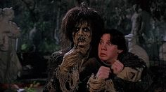 Pin for Later: 11 Things You Didn't Know About Hocus Pocus Real Moths Flew Out of Doug Jones's Mouth The actor who plays Billy Butcherson, Doug Jones, revealed in a Q&A that the moths in this scene were real.