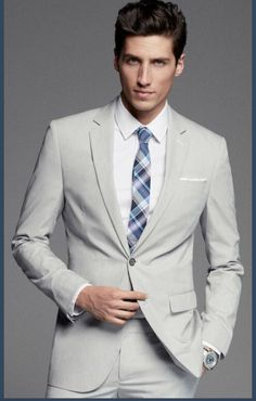 Nothing like a sharp suit
