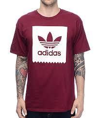 Image result for burgundy shirt
