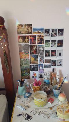 49 perfect idea room decoration get it know 42 Dream Rooms, Dream Bedroom, Room Decor Bedroom, Dorm Room, Bedroom Inspo, Bedroom Ideas, Indie Room, Aesthetic Room Decor, Pretty Room