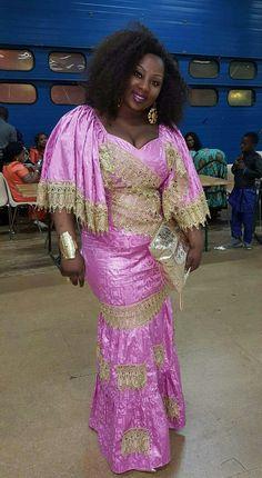 Mali fashion West African Fashion bazin brodé wax #Malifashion #bazin #dimancheabamako #malianwomenarebeautiful
