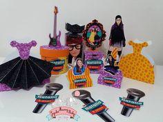 Ideas Party, Craft Ideas, Box, Templates, Music Instruments, Guitars