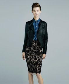 Kasia Struss for Zara