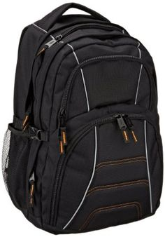 AmazonBasics Backpack for Laptops Up To 17-Inch, 2016 Amazon Most Gifted Laptop Accessories  #Electronics