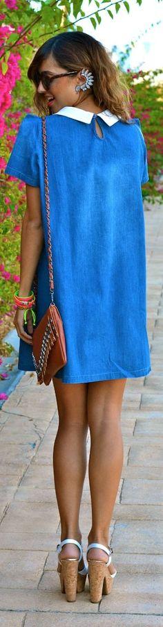 #howtowear bright jewels - add neon braclets to simple denim! #annalouoflondon