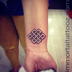 First Tattoo: Any advice on something to add to Endless Knot design? - Big Tattoo Planet Community Forum