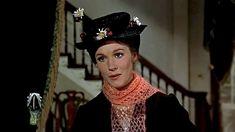 Julie Andrews Mary Poppins, Walt Disney Pictures, Fashion, Moda, Fashion Styles, Fashion Illustrations
