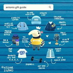 Animal Crossing Guide, Animal Crossing Villagers, Nintendo Lite, Nerd Cave, Gift Guide, Wicker, Clothes, Art Boards, Stuff Stuff