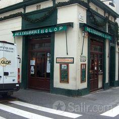 El Glop Taverna (Sant Lluís) Barcelona Try Cargols a la llauna, Botifarra, Calçots