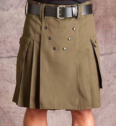 Utilikilt...Tom is determined to have one of these so watch out, campus