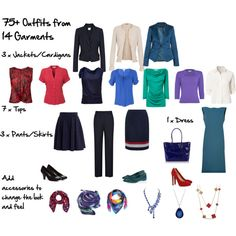 """Women's Relaxed Business Wardrobe Capsule"", Imogen Lamport, Wardrobe Therapy, Inside out Style blog, Bespoke Image, Image Consultant, Colour Analysis"