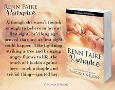 Virginia Nelson, Author: Renn Faire Romance!