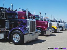 My Truck Driving days were lots of fun got to travel and get paid $$$$