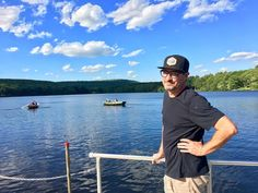 Where will you find yourself this summer? ☀️ Each week in July, we'll highlight some of our team's exciting summertime destinations. For our Associate Creative Director, Richard, it was with our client out in Pennsylvania. What a great view! Great View, Creative Director, Pennsylvania, Summertime, Highlights, Destinations, Finding Yourself, Wellness, Vacation