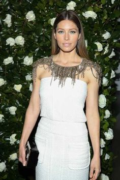 #JessicaBiel steps out at the Museum of Modern Art #MOMA 2013 Film benefit: A Tribute To Tilda Swinton on November 5, 2013 in New York City  http://celebhotspots.com/hotspot/?hotspotid=5556&next=1