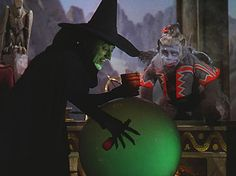 Margaret Hamilton as the Wicked Witch Wizard Of Oz Movie, Wizard Of Oz 1939, Science Fiction, Margaret Hamilton, Victor Fleming, Land Of Oz, The Worst Witch, Yellow Brick Road, Judy Garland