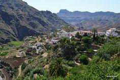 Vega de San Mateo. Gran Canaria. Ruta hacia el Roque Nublo y la cumbre