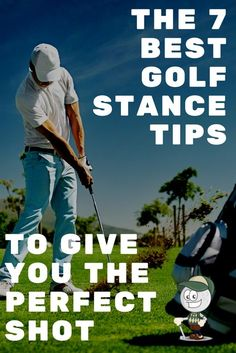 The golf stance is one of the most crucial fundamentals of the game. Our newest guide gives you step-by-step instructions to help you hit the perfect shot