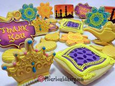 Magic Carpet Drive & Arabian Nights