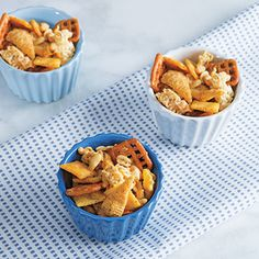 Buffalo-Ranch Snack Mix - Recipe from Price Chopper