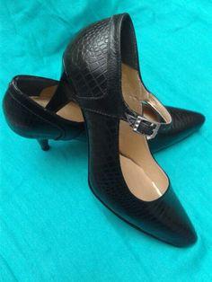 Zapatos en cuero Negro ★
