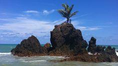 praia de tambaba, Conde, litoral sul da Paraíba