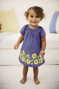 Mini Boden dress - summer dresses on redsoledmomma.com