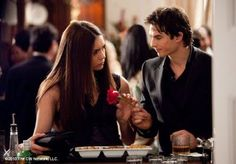 Yes! I'm rooting for Elena and Damon!