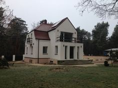 The house after renovation