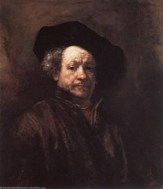 Rembrandt - The Great Dutch Painter 1606-1669. The greatest painter of all time in my opinion!