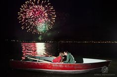 Canada day engagement    http://rowellphoto.com/kristine-alan-canada-day-barrie/