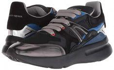 7b6a82f69b2 Alexander McQueen Multi New Runner Sneaker Men s Shoes  AlexanderMcQueen  Alexander Mcqueen Sneakers