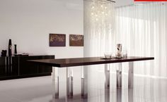 17 Gambar Great Dining Room By Cattelan Italia Terbaik Beautiful - Stylish-dining-rooms-from-cattelan-italia