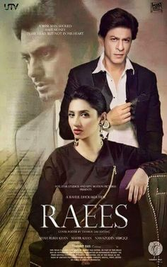 Shahrukh Khan's new movie Raees | Free HD Action Movie download