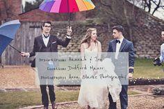 Hannah & Jon... The Most Perfect Start (part 1) #rockmyspringwedding @Rock My Wedding