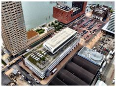 Hotel New York gezien vanaf de 42ste etage