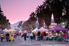 LOVE the Palm Springs street fair