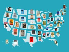 Most famous book set in every state - Business Insider