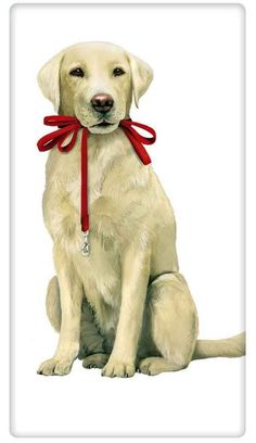 Yellow Lab Dog Lover Gifts - A Love Of Dish Towels – A Love of Dish Towels - a nod to nostalgia